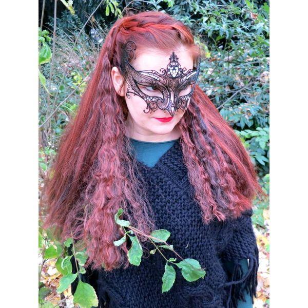Goth Hair Fall M wild style