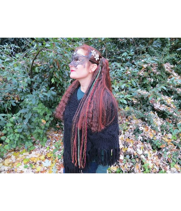 Dark Gipsy Spirit Dreads Hip & Hair Tassel