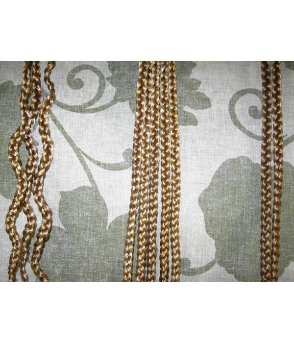 Braid Extensions for yarn & dread falls