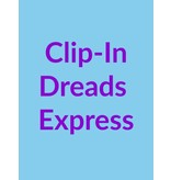 Clip-In Dreads Express