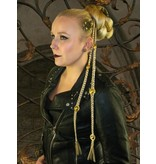 Steampunk & Gothic Belly Dance Haarteil