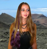 Fantasy Goth Extensions Silver Star