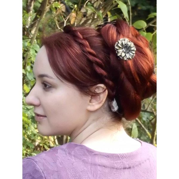 Headband Twist Braid, medium