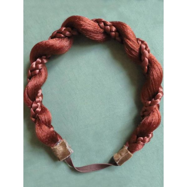 Fantasy Twist Braid Headband
