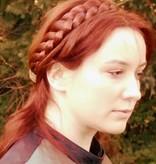 Haarband Zopf Gypsy, geflochten