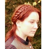 Boho Haarband dicker Zopf, geflochten