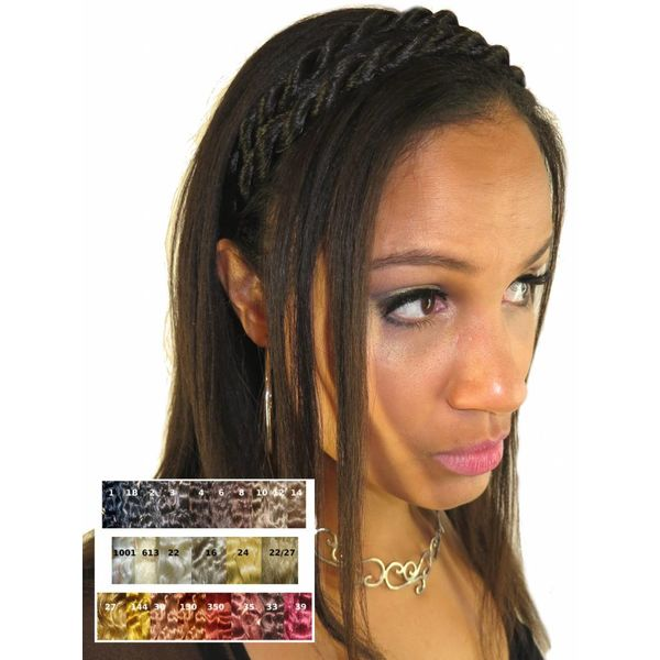 Double Twist Braid Headband