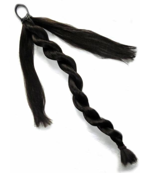 Twist Braid S size, crimped hair