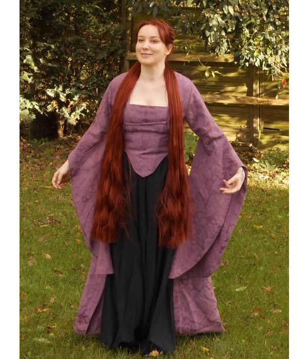 Goth Hair Falls size M extra, slightly crimped texture