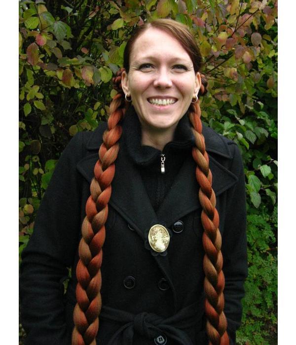 Steampunk Kamee Victoria