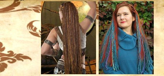 Dreadlocks & Yarn Falls
