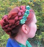 Haarblüten Grüne Rosen