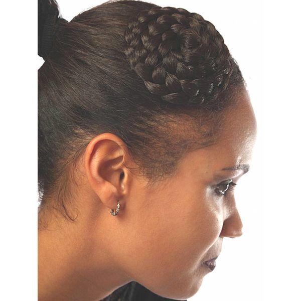Hair Rosette, large