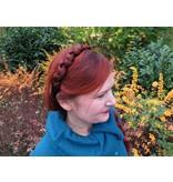 Haarband Valkyrja, geflochten