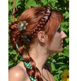 Boho Haarblüte Kamee