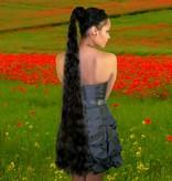 Haarteil, Größe M extra, Wellen, Farbe 8