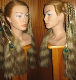 Magician Peacock 10 Hair Piece M