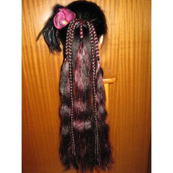 Magierin Haarteil zum Verzieren