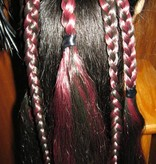 Magierin Haarteil zum Selbstverzieren