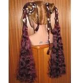 Tribal Fusion Haarteil Kauri-Nixe