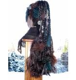 Hair Falls Tribal Fusion Magician, M