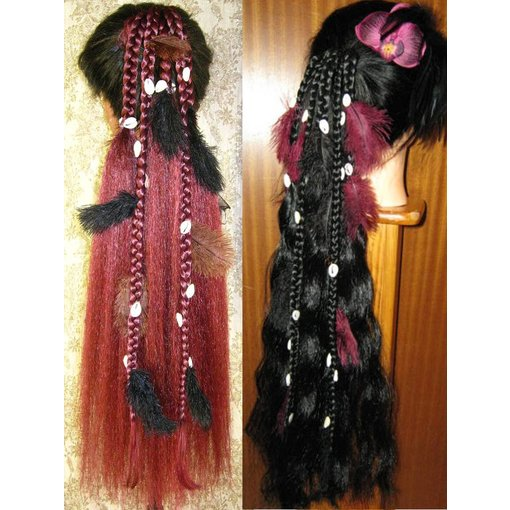 Gipsy Magician Hair Falls M