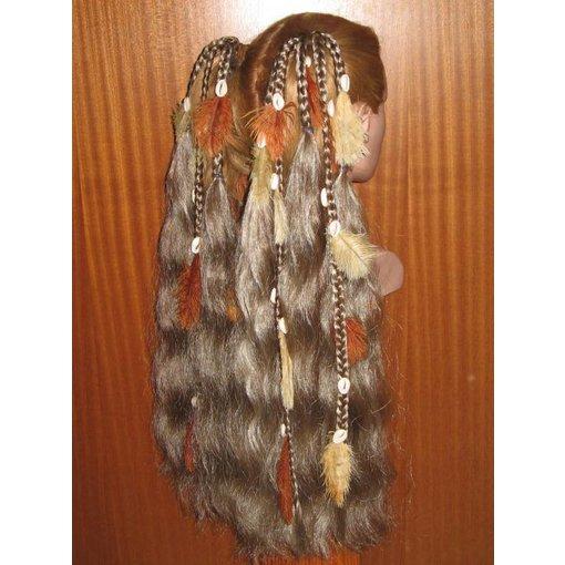 Hair fall pair Gipsy Magician M