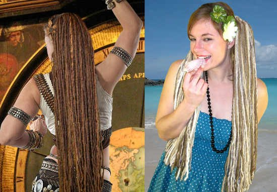 Super lightweight & long-lasting dreads - many colors sold out, soon! (reading time: 5 min)