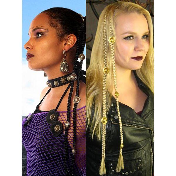 Steampunk & Gothic Haarteil