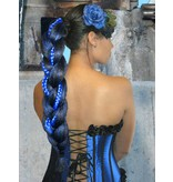 Supersize Fantasy Braid Special, black-blue