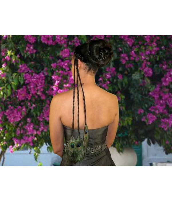 Supersize Fantasy Braid at 25 % discount, black