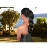 Supersize Fantasy Braid, black