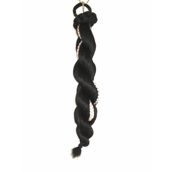 Supersize Fantasy Braid Special, black-white