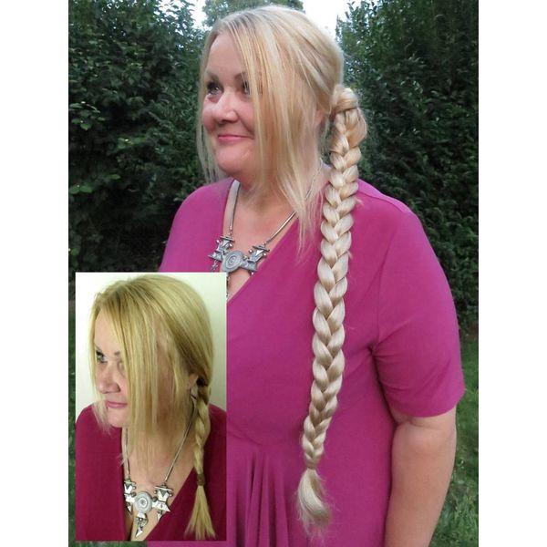 Braid Wonder - 55 cm paranda style hair filler