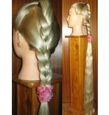 Zopfwunder 100 cm - Haarauffüller Zopf, gewelltes Haar