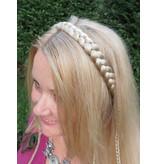 Braid headband classic, medium