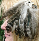 Feather Fascinator Leo
