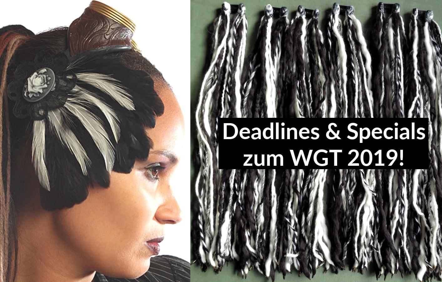 Deadlines & Specials zum Wave Gotik Treffen, Pfingsten 2019 (Lesezeit: 5 Minuten)