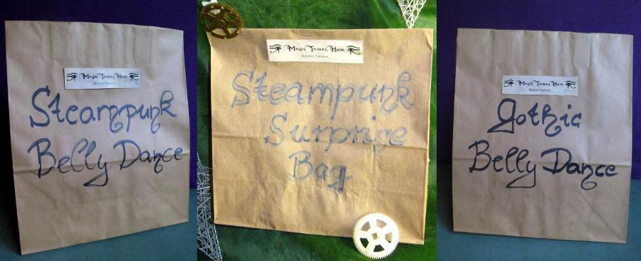 Steampunk & Gothic Wundertüten-Specials!