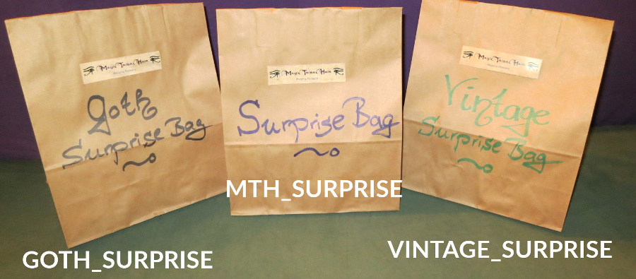 Free Surprise Bag in May!