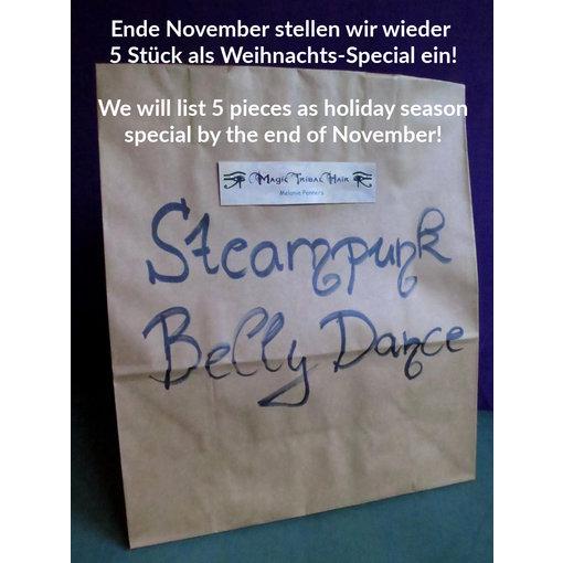 Steampunk Belly Dance Surprise Bag