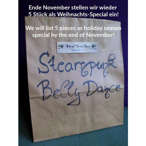 Steampunk Belly Dance Wundertüte