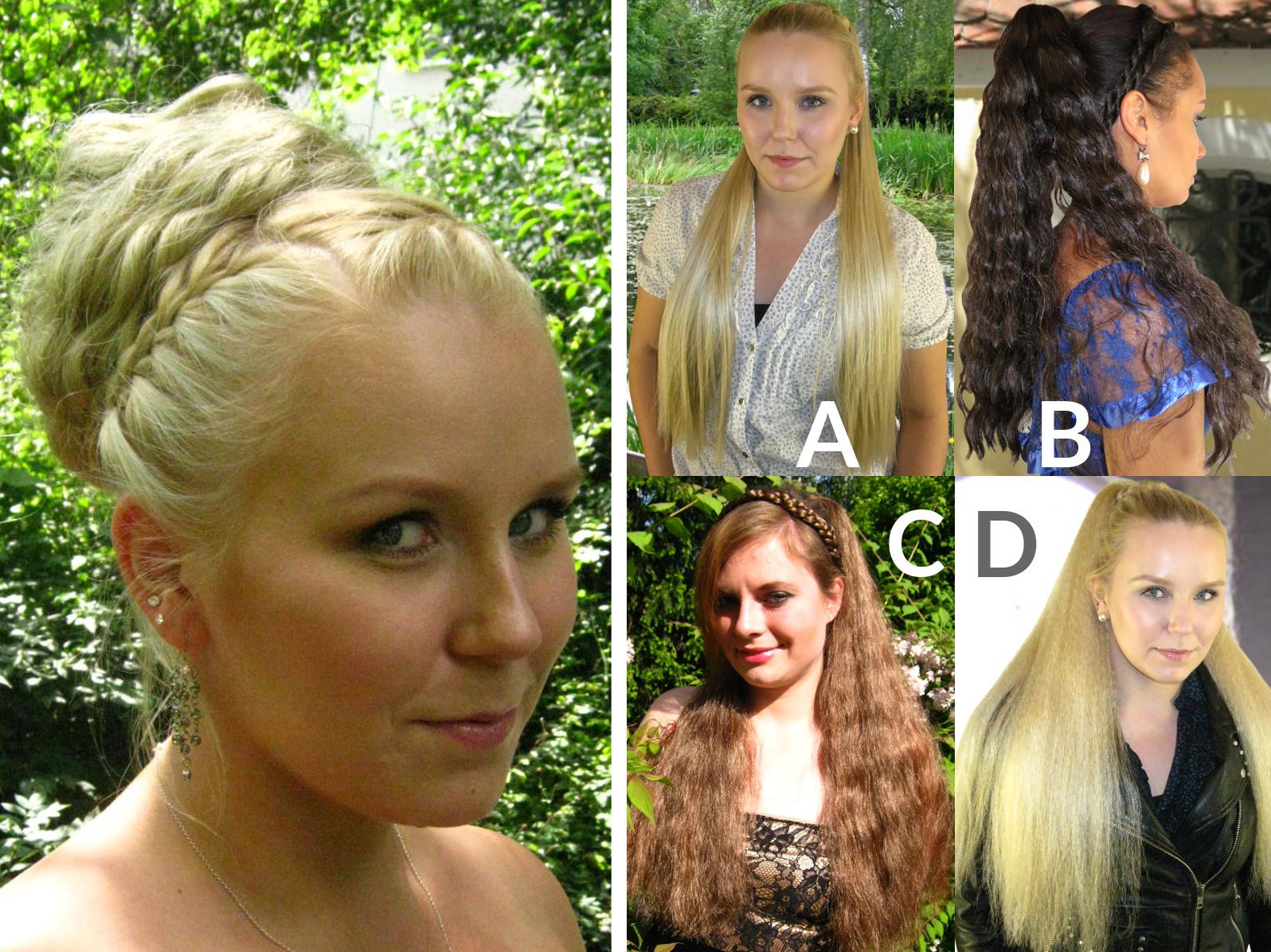 Dutte raten! Erkennst Du das Haarteil, aus dem der Dutt ist? (Lesezeit: 3-5 Minuten)