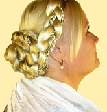 Braid Hair Crown Rapunzel