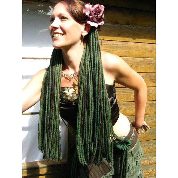 Forest Witch Dreads