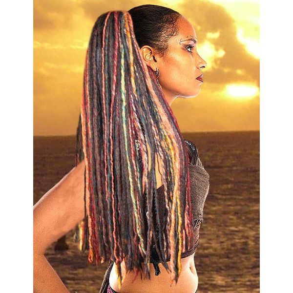 Dark Gipsy Spirit Dreads