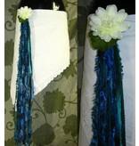 Gürtel- & Haarclip Blue Mermaid