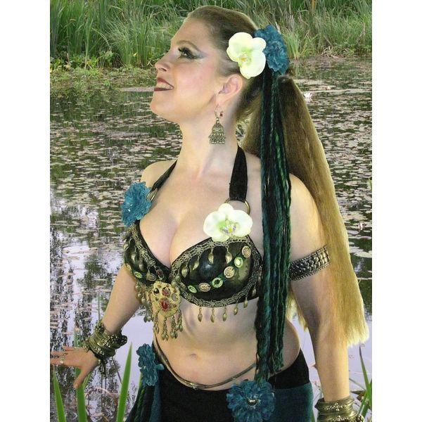 Meerjungfrau Haarschmuck