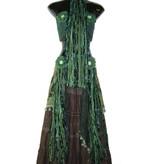 Gürtel- & Haarclip Smaragdfee