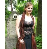 Voodoo Magician braids hair piece 85 cm